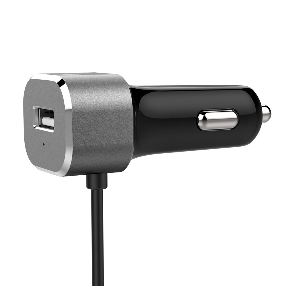 BlitzWolf®  5V 5.4A USB type c BW-C3 car charger 27W for Nokia N1 tablet, Google Chromebook Pixel, Google Nexus 6P, LG Nexus 5X, or Apple Macbook 12 inch and more