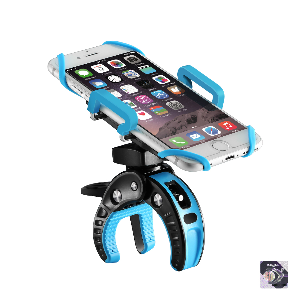Bike Phone Holder 360 dgree Rotate