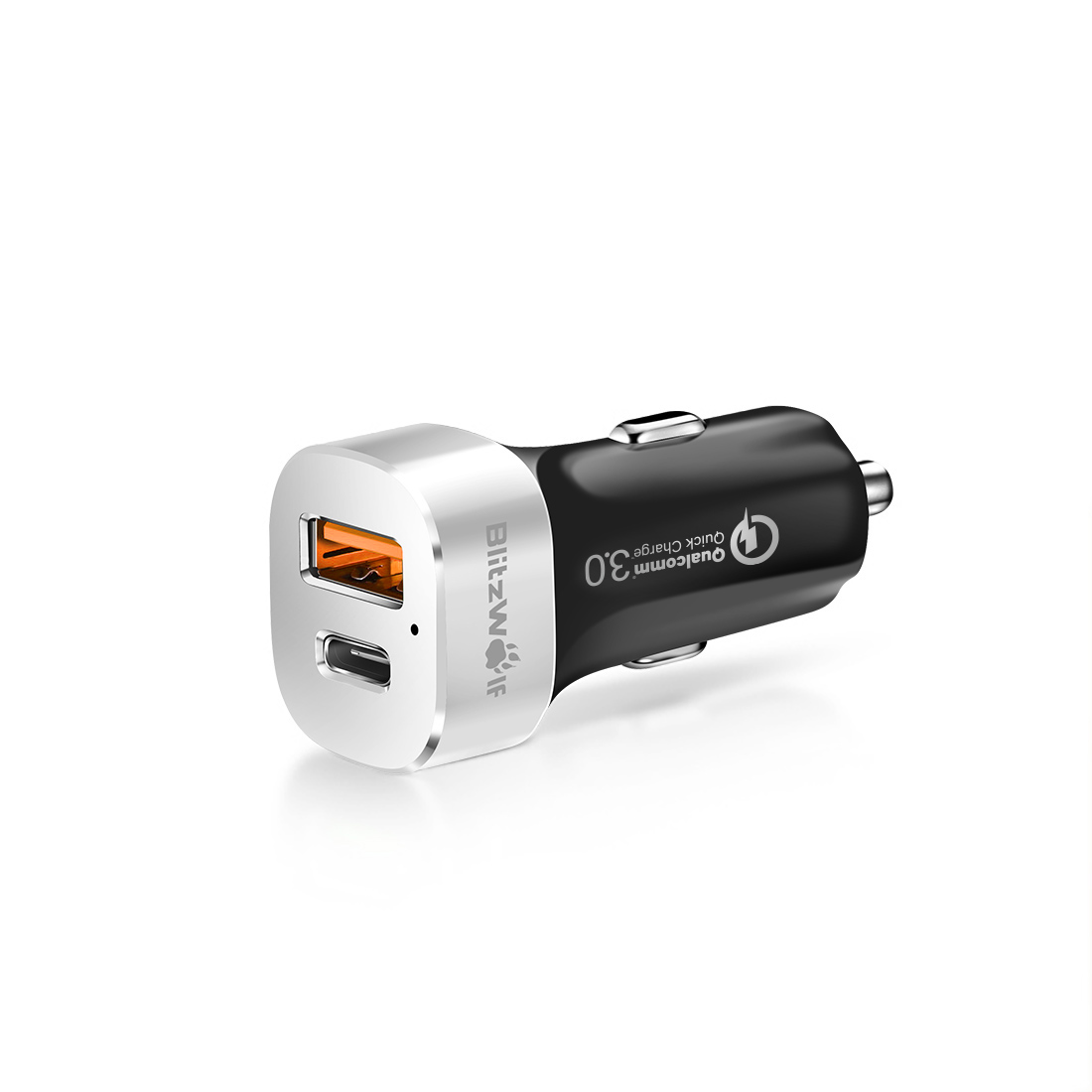 33W 2-Ports USB Car Charger