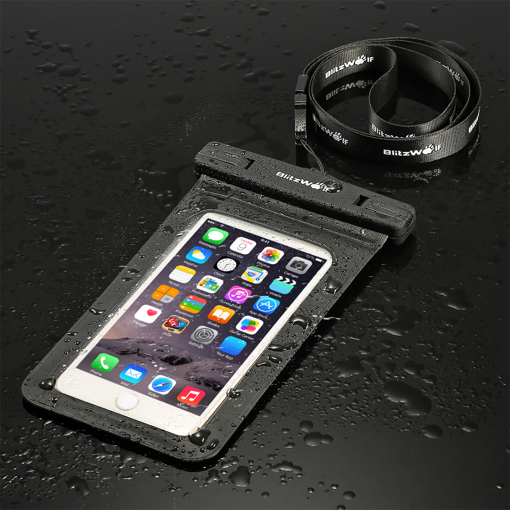 Waterproof Bag For 5.5 Inch Phone