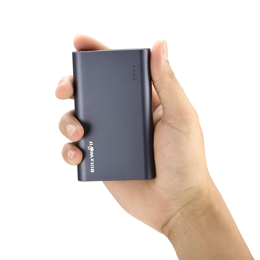 BlitzWolf® BW-P3 9000mAh 18W Quick Charge 3.0 Dual USB Port Power Bank