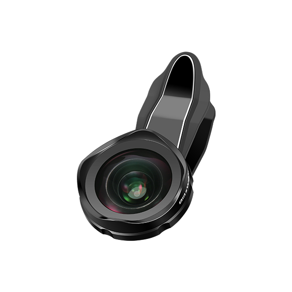 BlitzWolf® BW-LS3 Camera Lens 120° Wide Angle Lens With Universal Locust Clip