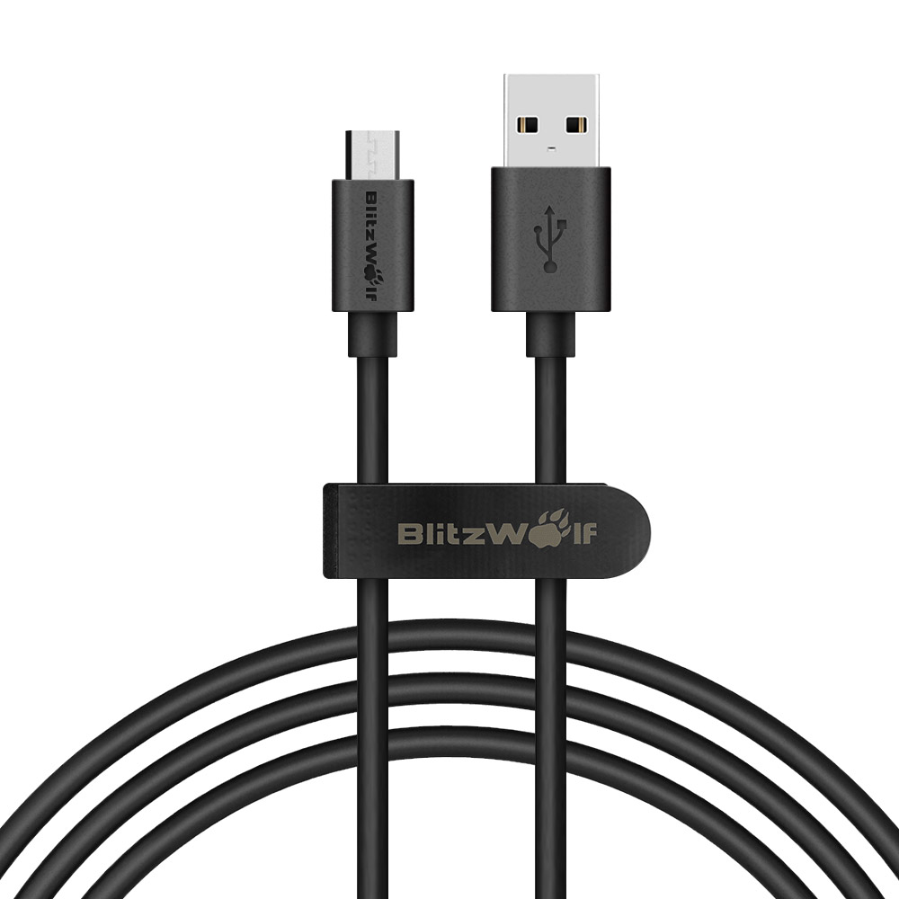 Blitzwolf bw cb7 24a 333ft1m micro usb charging data cable with bw cb7 durable charging cable with 5000 bend lifespan for samsung nexus lg motorola android smartphones and more cheapraybanclubmaster Choice Image