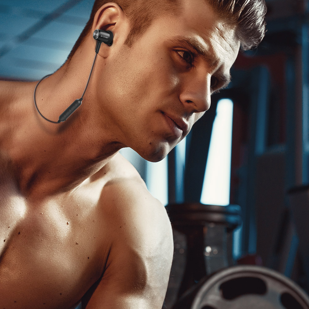 Sport Bluetooth Earphone IPX4