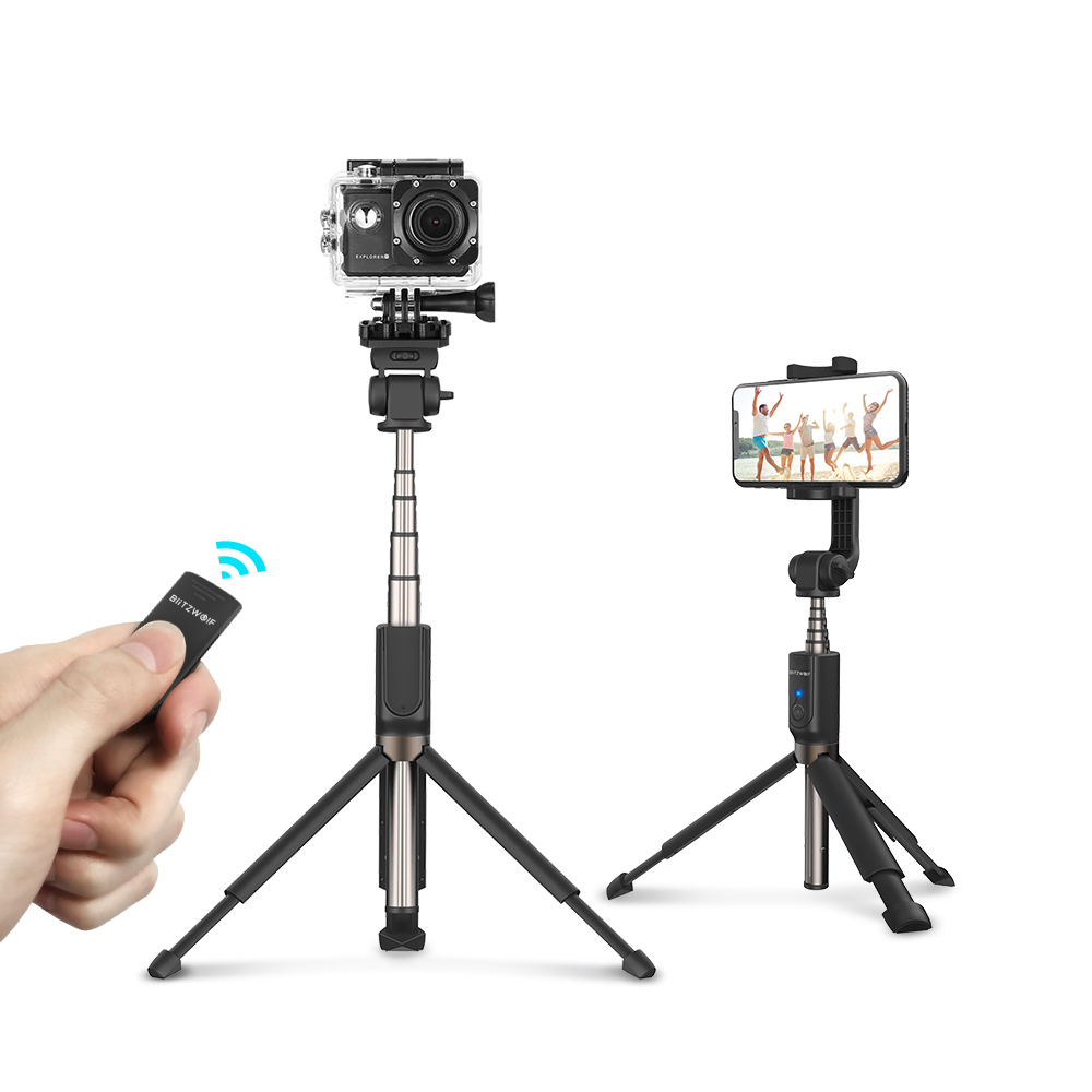 3 in 1 Long Sports Selfie Stick