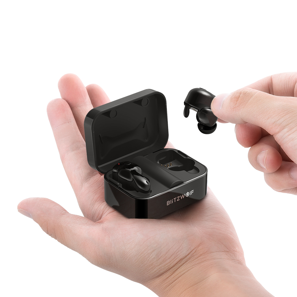 True Wireless Earbuds Comfortable