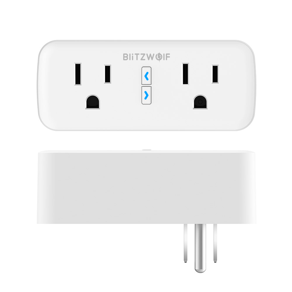 1200W US Dual WIFI Smart Socket