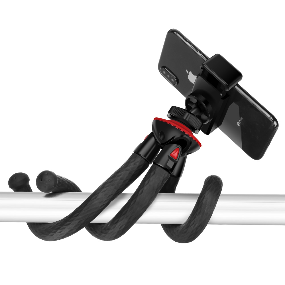 Flexible Octopus Selfie Stick