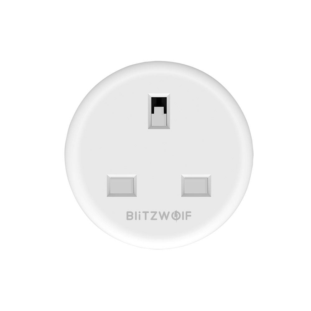 2300W UK WIFI Smart Socket