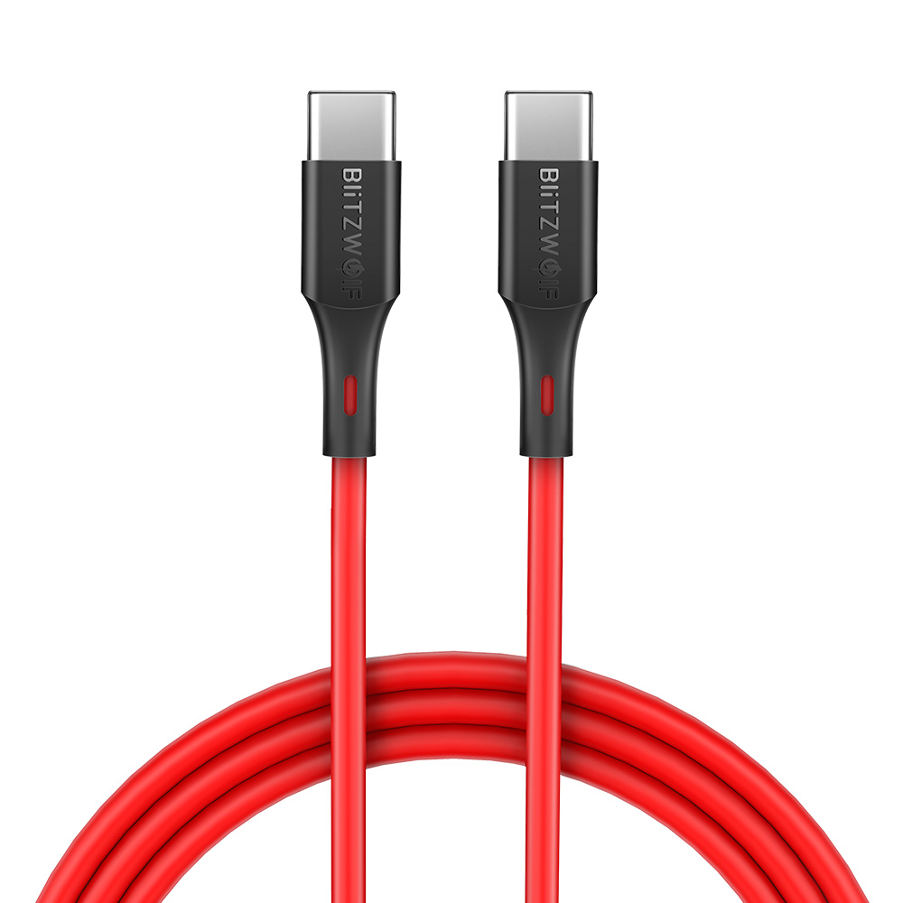 3ft 3A USB Type-C To Type-C Cable