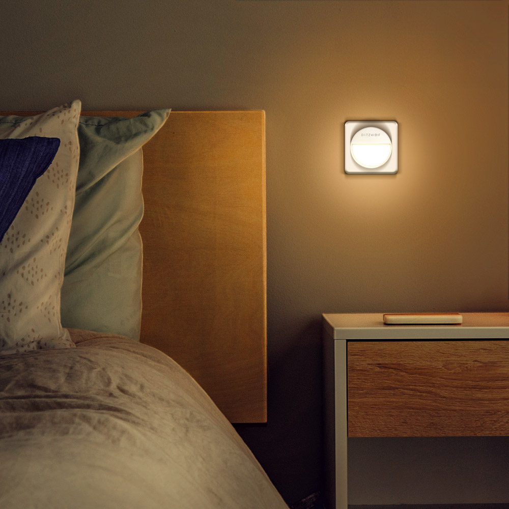 Plug-in LED Night Light