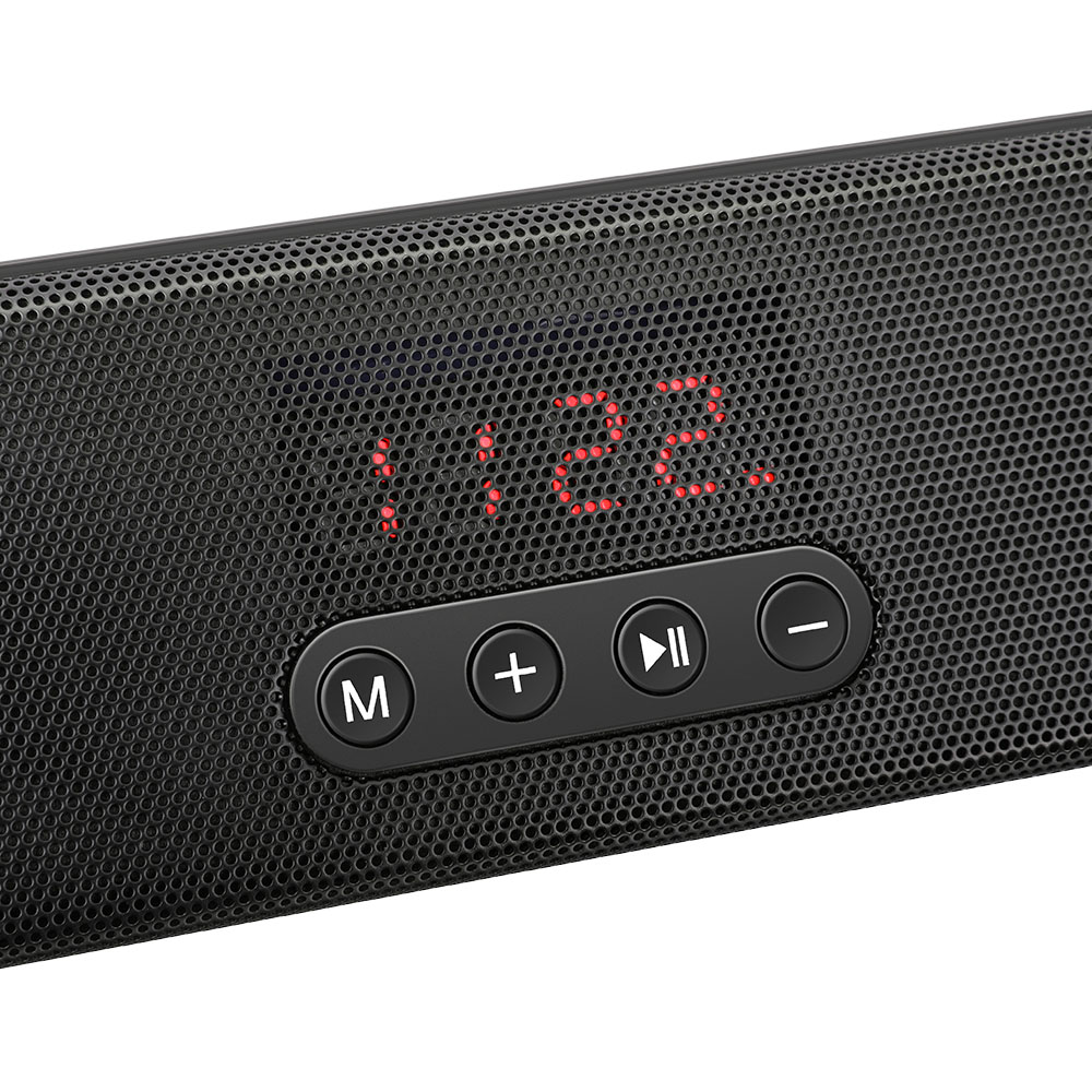 10W Mini Wireless Soundbar