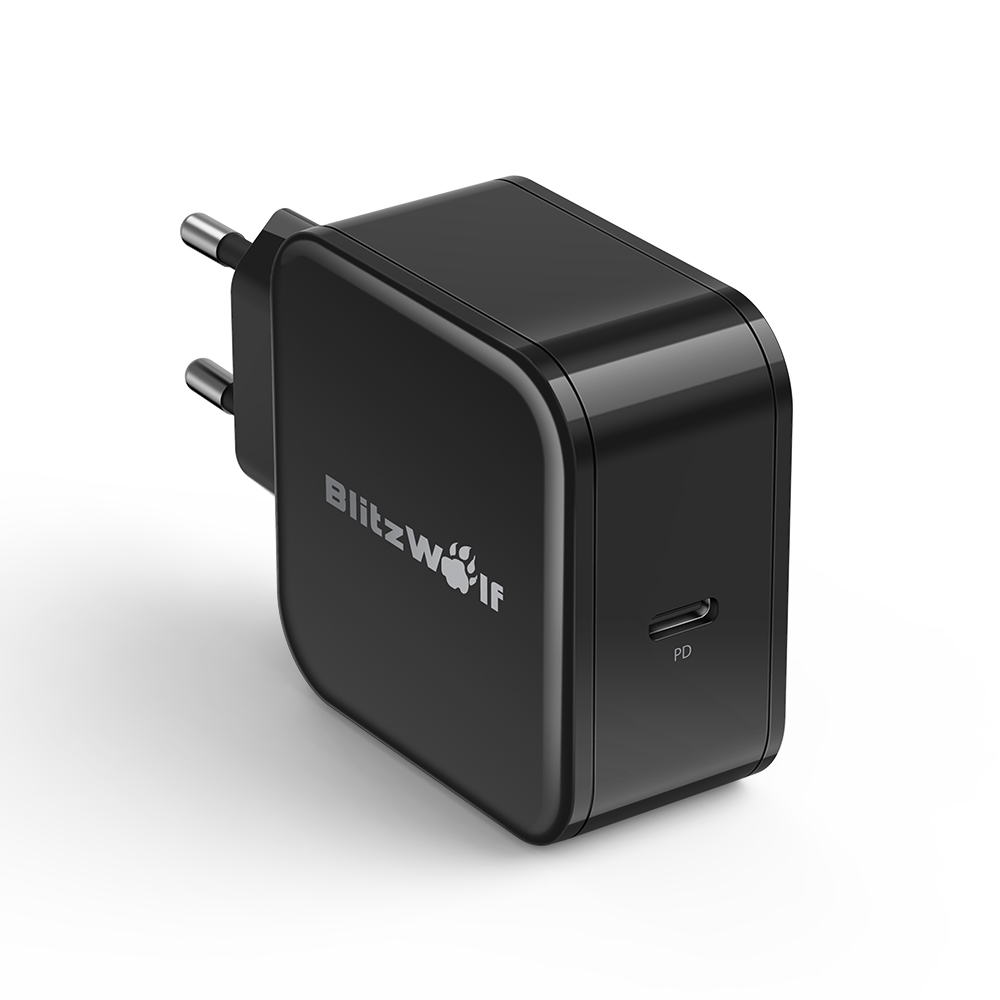 30W EU Type-C 1 Port PD Charger