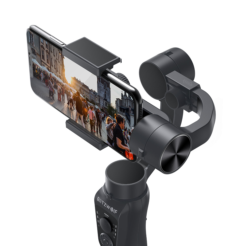 3-Axis Gimbal Stabilizer