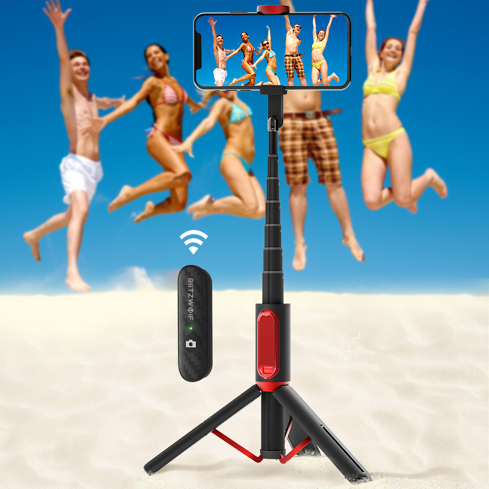 All In One Portable Selfie Stick