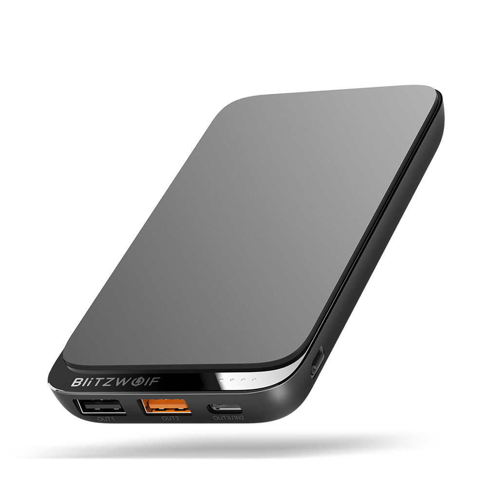 18W PowerBank Wireless Charger