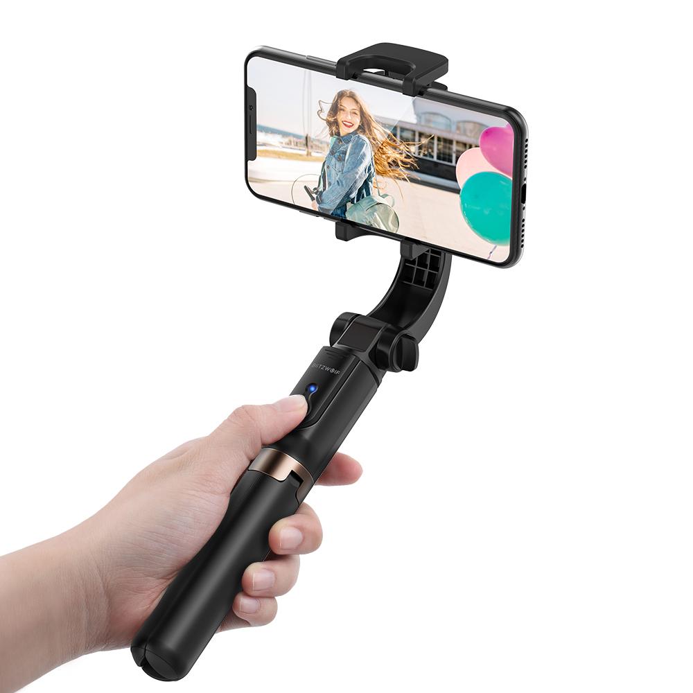 One-Axis Gimbal Stabilizer