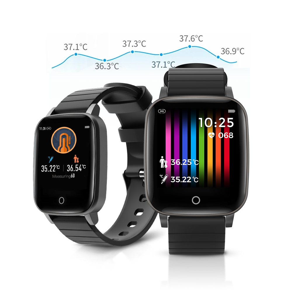 Smart Watch Thermometer