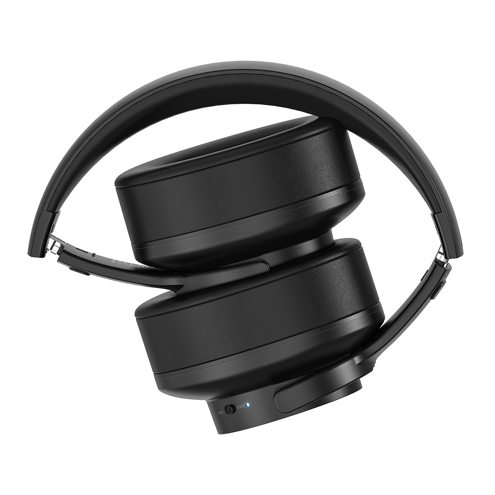 Wireless bluetooth V5.0 Foldable Over-Ear Headphones