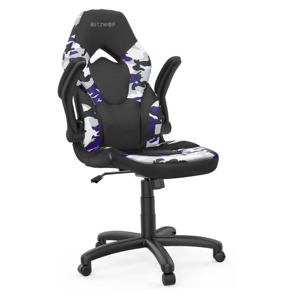 Gaming Chair Camouflage/PU/Mesh