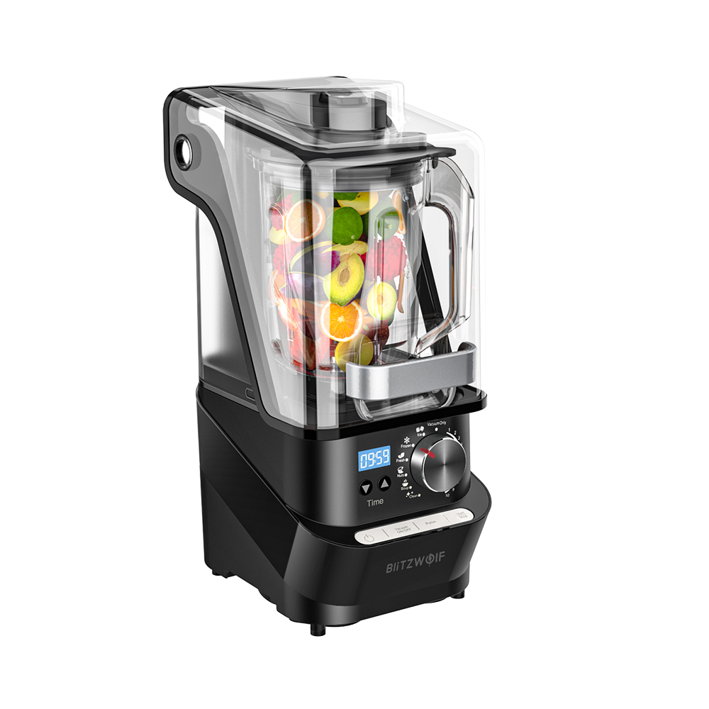 1.5L Counter Blender with Noise Reduction Cover