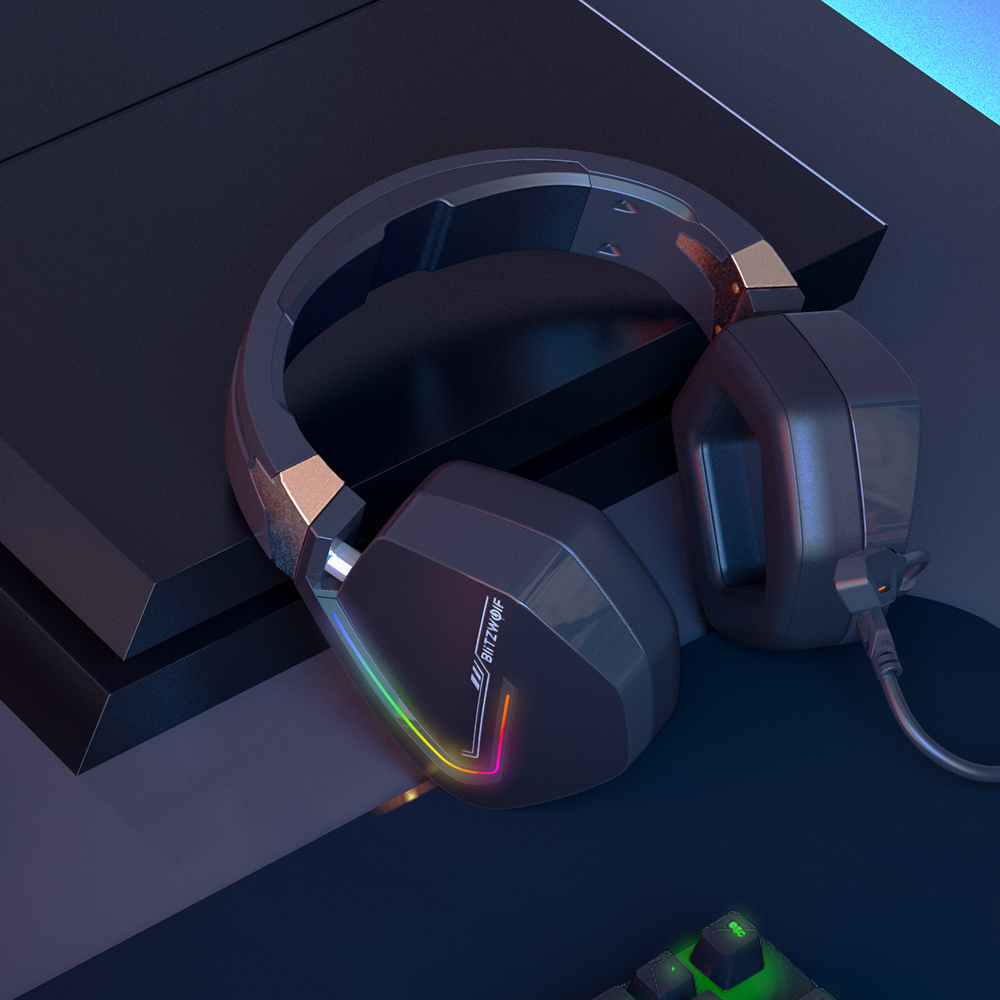Gaming Headphone 53mm Driver Unit