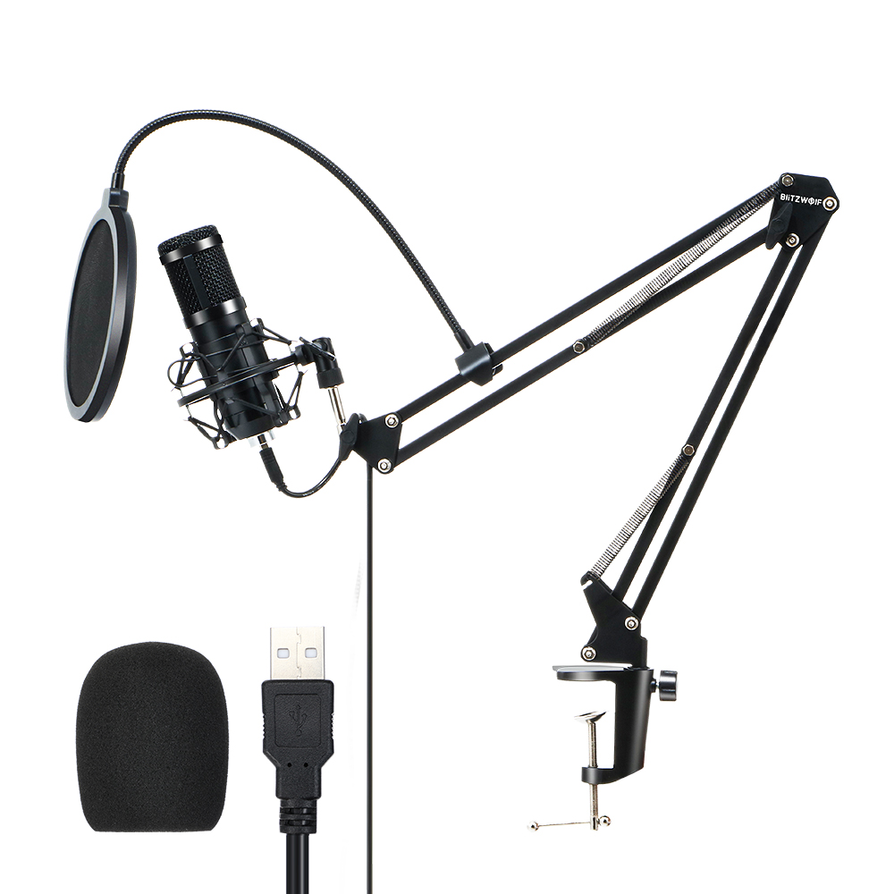 USB Condenser Microphone Cantilever Bracket