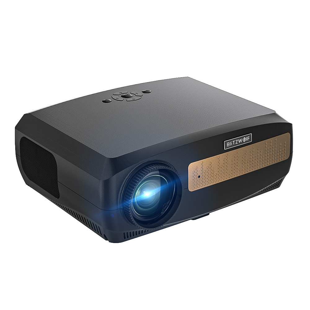 1080P LCD Projector Android 9.0 6500 Lumens