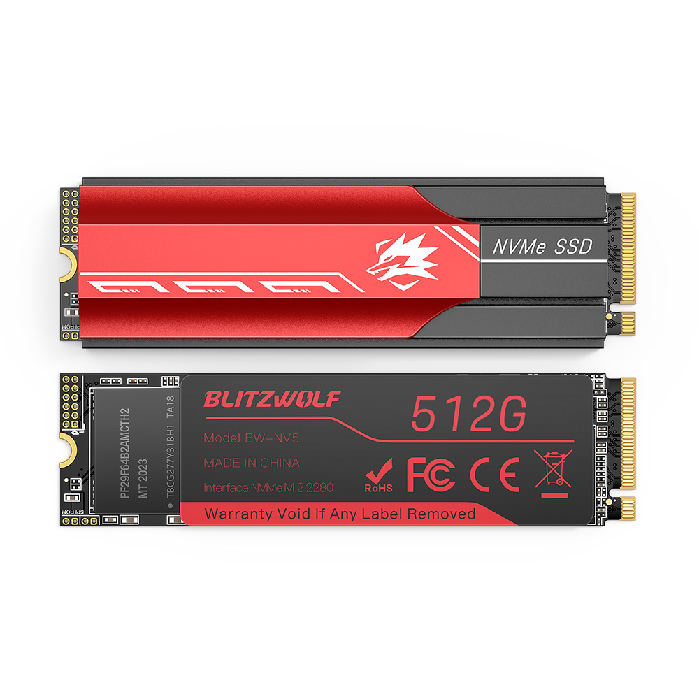 Game SSD 512GB