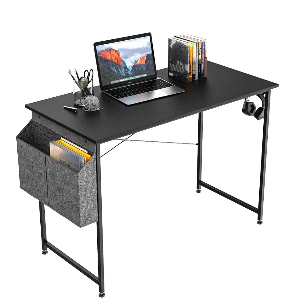 Home Office Desk with Storage Bag