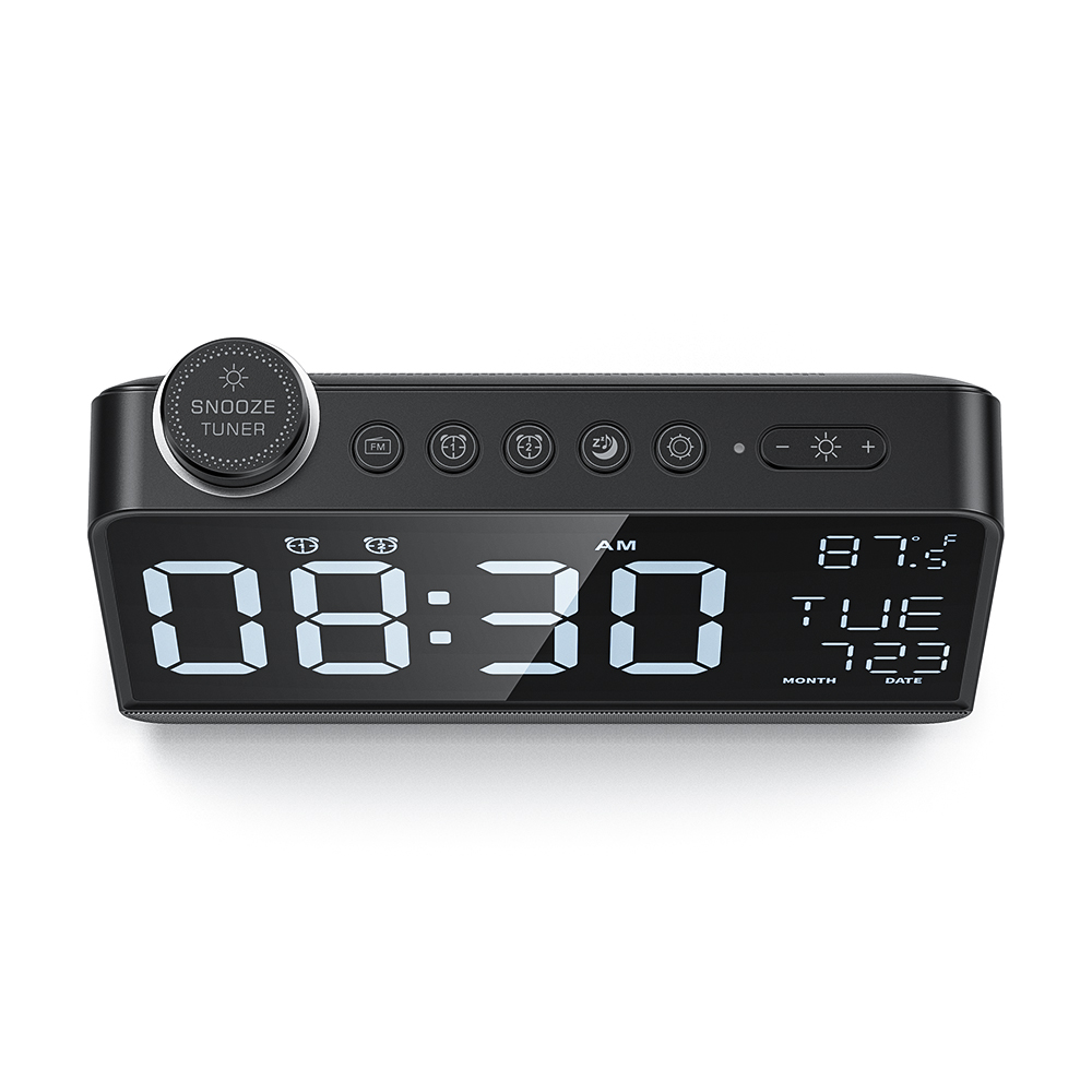 Large Display Radio Digital Clock